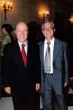 Με τον Πρωθυπουργό Κώστα Σημίτη